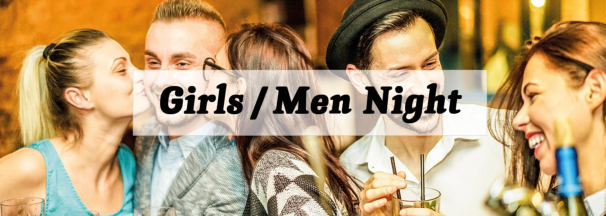 Girls Men Night